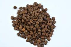 粒状咖啡 免版税库存照片