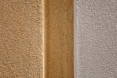 粒状橙色和白色结构 库存图片