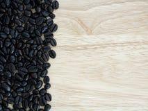 6粒豆咖啡 图库摄影