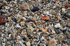 粗砺的沙子 免版税库存照片