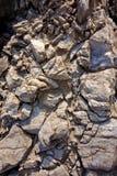 粗砺的石头宏指令  免版税库存照片