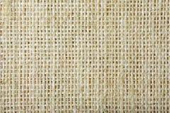 粗砺的麻袋布 免版税图库摄影