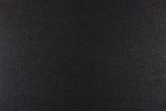 黑粗糙的铁表面  免版税库存图片