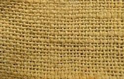 粗糙的织品纹理 免版税图库摄影