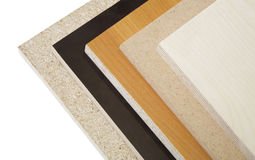 粗纸板胶合板木头 免版税库存图片