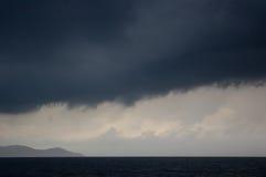 粗野的云彩, Giglio 库存照片