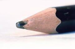 粗鲁的铅笔特写镜头 库存图片