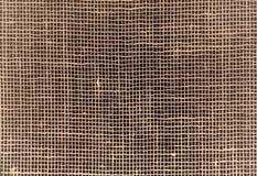 粗麻布材料的纹理 库存照片