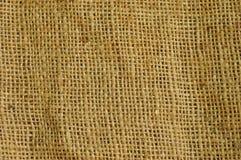 粗麻布粗糙的织品 库存照片