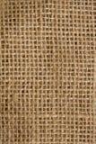 粗麻布织品的织品结构  库存图片