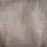 粗麻布或袋装的细节 库存照片