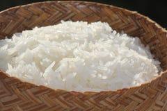 粘性米 库存图片