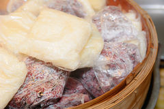粘性米 免版税库存照片