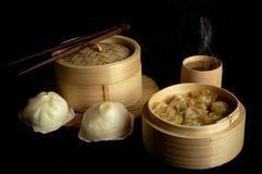 粤式点心中国人食物 库存图片