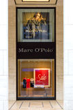 精品店Friedrichstrasse的Marc O'Polo 免版税库存照片