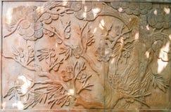 精妙雕刻石雕刻 免版税库存图片
