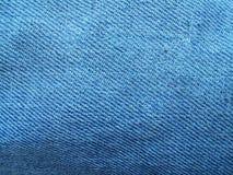 精密背景的蓝色牛仔裤 免版税图库摄影