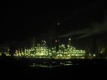 精炼厂 库存照片