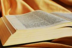 精神和圣经 库存照片