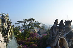 精神病院在越南 免版税库存照片