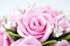 肥皂玫瑰 免版税图库摄影