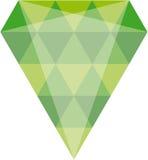 精采cristal例证 免版税库存照片