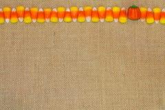 糖味玉米条纹 库存图片