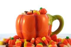 糖味玉米甜点 库存图片