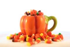 糖味玉米甜点 免版税库存图片
