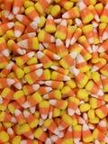 糖味玉米背景 免版税库存照片