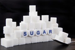 糖尿病 库存图片