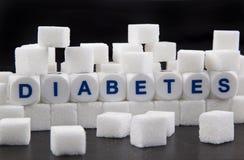 糖尿病 免版税图库摄影