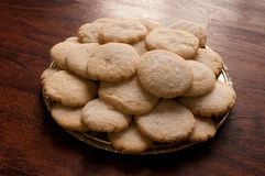 糖屑曲奇饼#5 库存图片