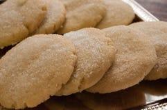 糖屑曲奇饼#1 免版税库存照片