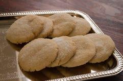 糖屑曲奇饼#4 免版税库存照片