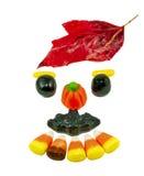 糖果万圣节 免版税库存照片
