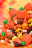 糖果万圣节 库存图片