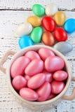 糖果上漆的糖 库存图片