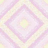糖果上色简单的菱形无缝的样式 皇族释放例证