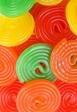 糖果卷起 免版税库存图片