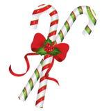 糖果圣诞节 免版税库存照片