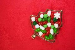 糖果圣诞节 免版税图库摄影