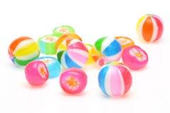 糖果在白色背景中 免版税库存照片