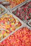 糖果店 库存图片