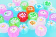 糖果日语 库存照片