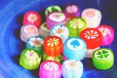 糖果日语 免版税库存图片