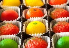 糖果果子图象宏指令小杏仁饼 库存照片