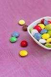 糖果甜点 免版税库存照片