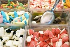 糖果界面 免版税库存图片