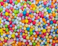 糖果背景 免版税图库摄影